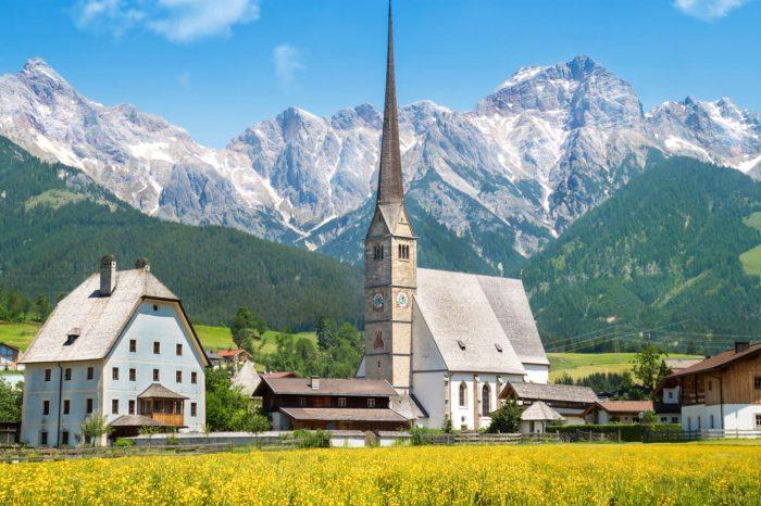 Austria: Becas Para Maestría en Diversos Temas Gobierno de Austria