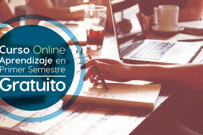 """Curso Online Gratis """"Potenciando mi aprendizaje en el primer año de Universidad"""" Universidad de Chile Chile"""