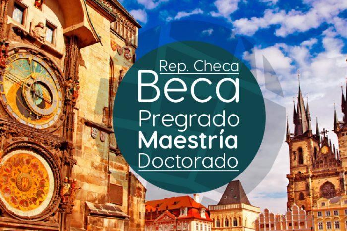 República Checa: Becas Para Pregrado, Maestría y Doctorado en Diversos Temas Gobierno de República Checa