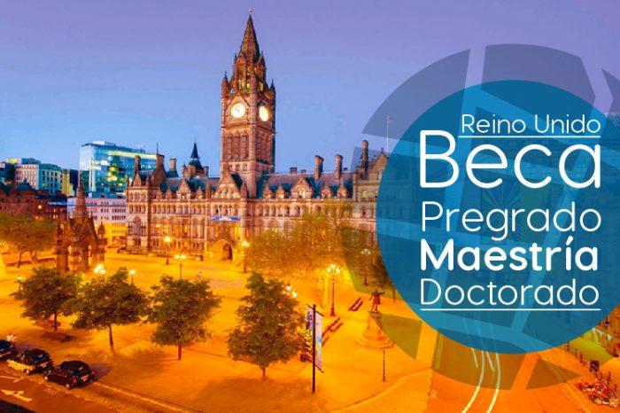 Reino Unido: Becas Para Pregrado, Maestría y Doctorado en Diversos Temas Manchester Met